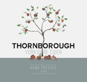 Thornborough Cider: award winning Yorkshire cider